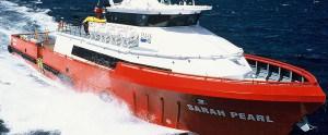 Southerly Designs High Speed Aluminium Crewboat Sarah Pearl