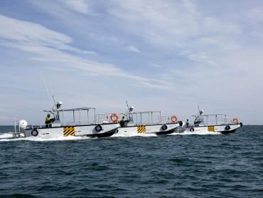 The Leighton - Work Barge