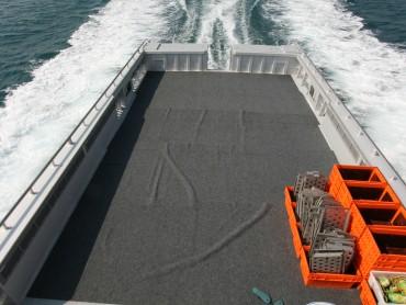 Ohana work deck