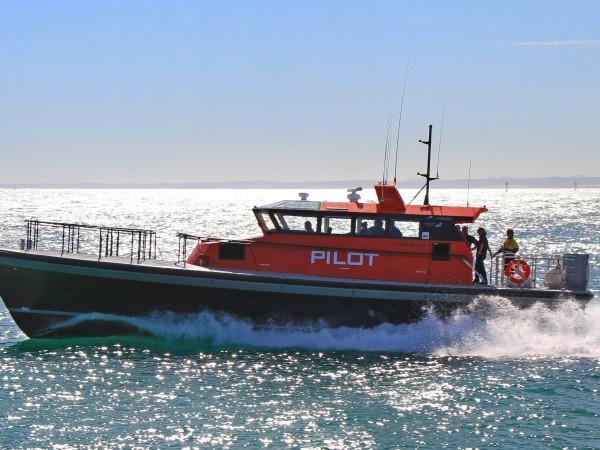 Berkeley - Pilot Boat