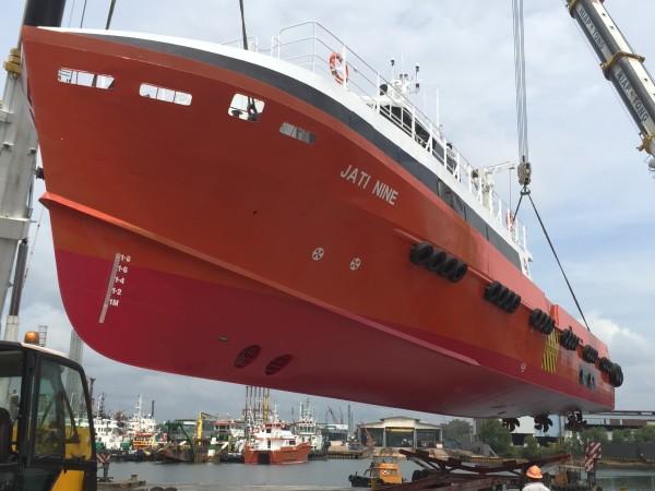 40 m Fast Crew Boat Gen 3 - Crew Boat