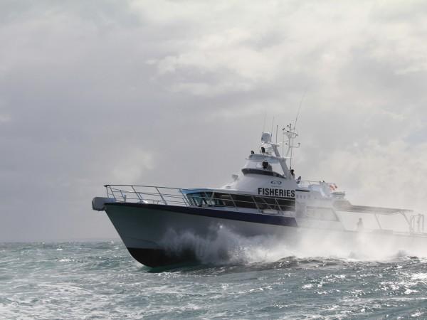 Houtman - Long Distance Patrol Vessel