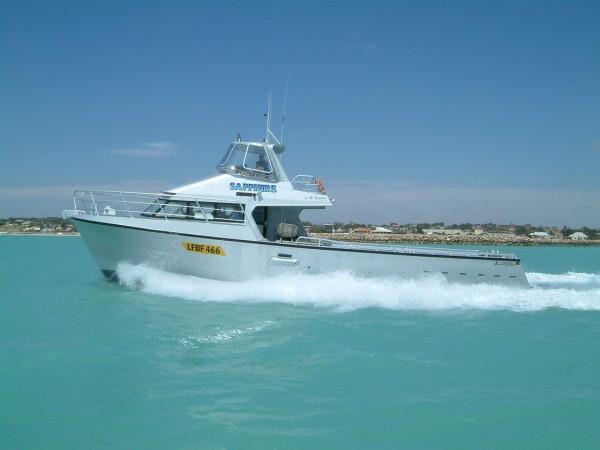 Sapphire - Lobster Boat Design
