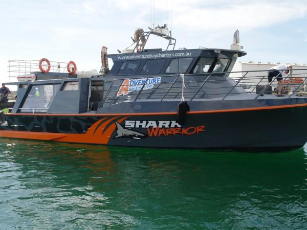 Shark Warrior - Dive Charter Vessel