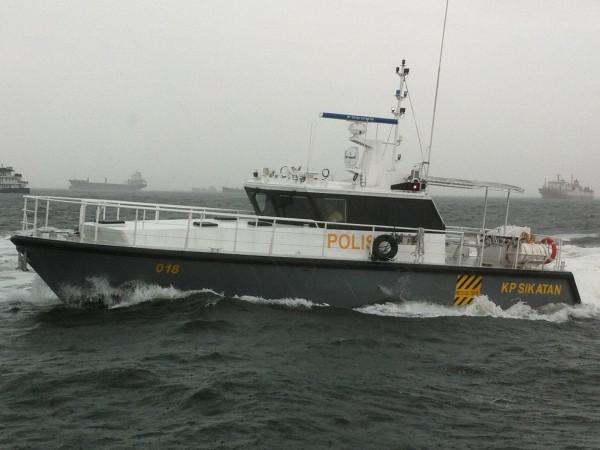 16m Patrol Vessel