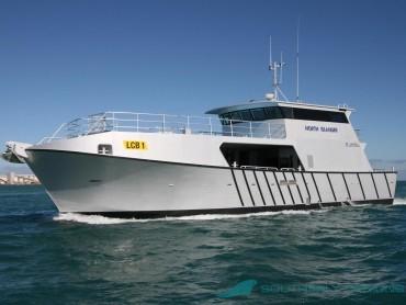 North Islander - Lobster Carrier/Supply Vessel