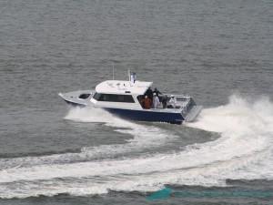 Suncraft 12 - Patrol Vessel Design