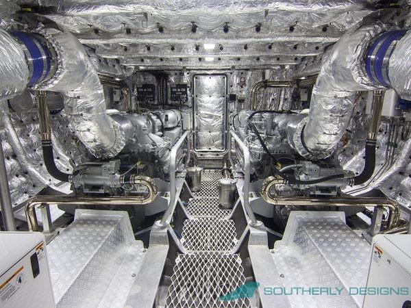 AMG Winyama Engine Room