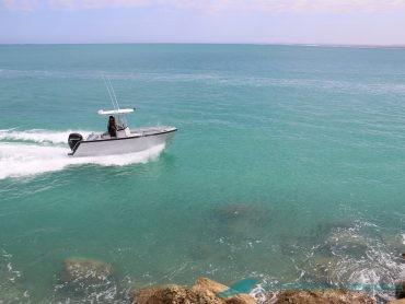 Bailey Tender Starboard Side View