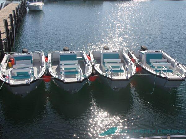 Eco Abrolhos Fleet At Dock