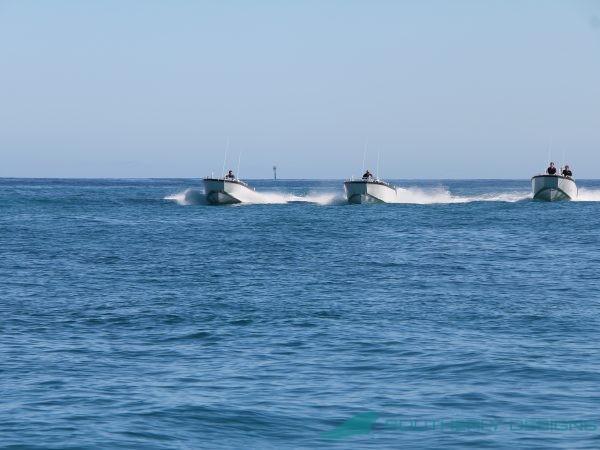 Eco Abrolhos Fleet Bow View