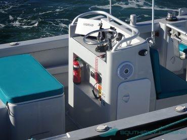 Eco Abrolhos Helm Station