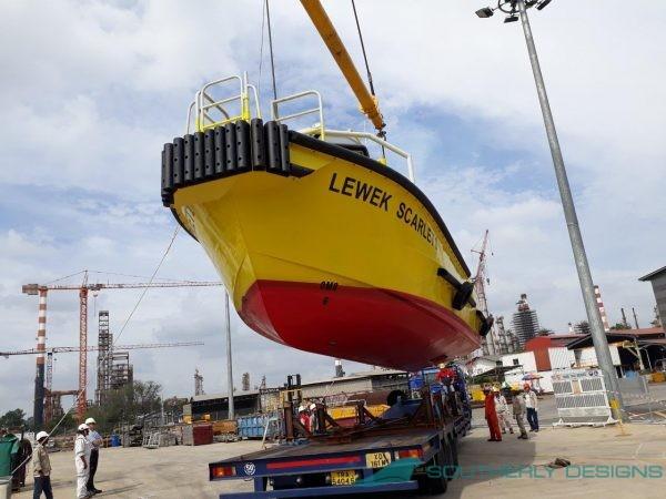 Lewek Scarlet Port Bow