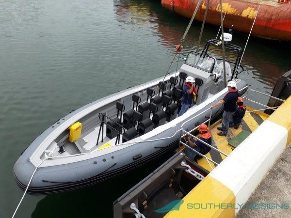 10.5m Sea Rider