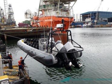 Sea Rider Stern Launch