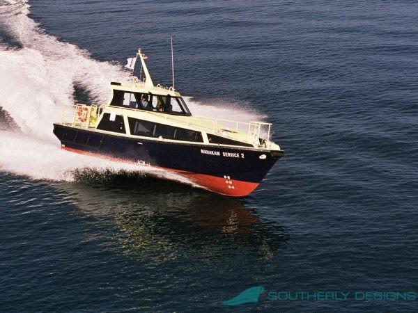 13m Fast Crew Boat