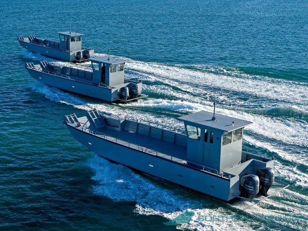12m Landing Barge