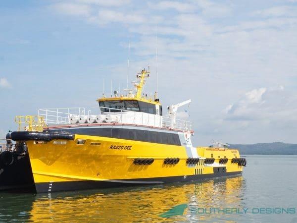 40 m Fast Crew Boat Gen 3