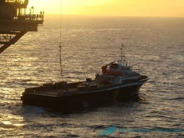 52m Crew Boat