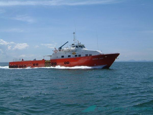 34.0m Crew Boat