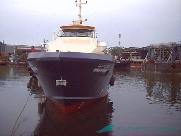 31m Crew Boat