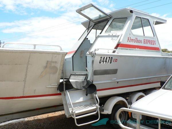 Abrolhos Express