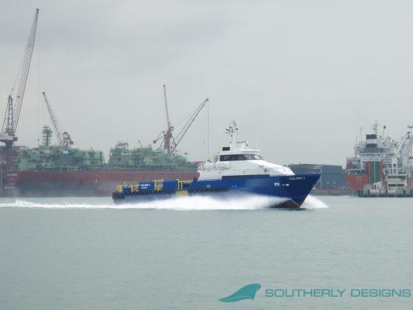 31m Fast Crew Boat