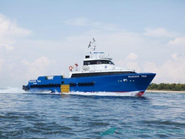 28m Fast Crew Boat