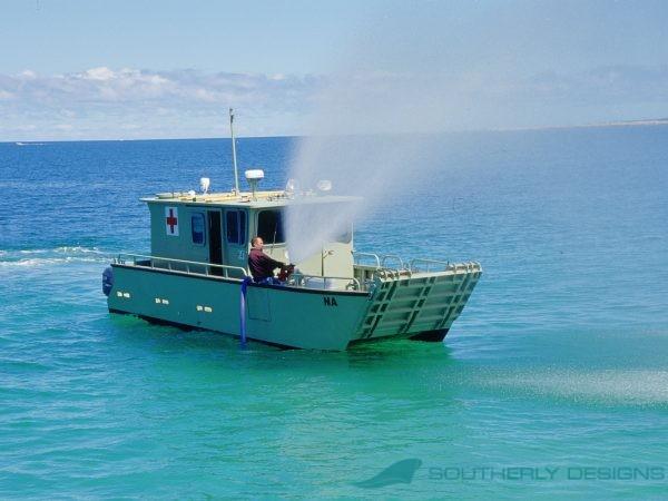 10.0m Landing Barge