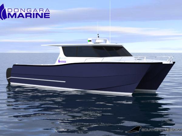 13.95m Fast Catamaran