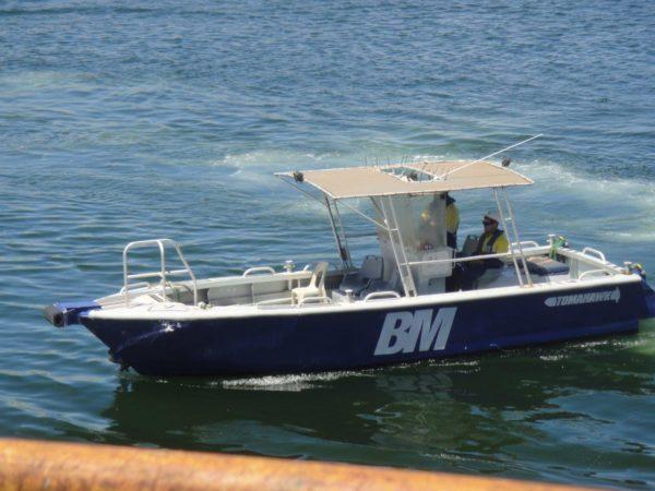 7.85m Work Boat
