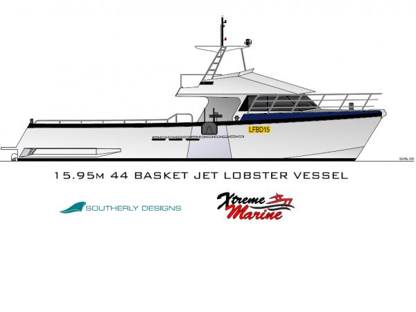 15.95m Lobster Fishing Vessel