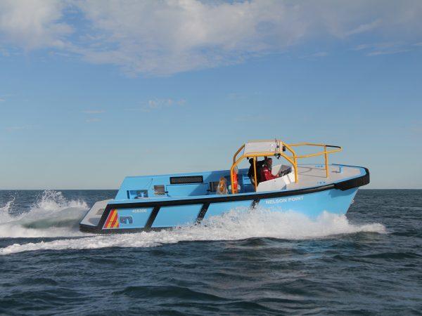 8.50m Line Handling Vessel