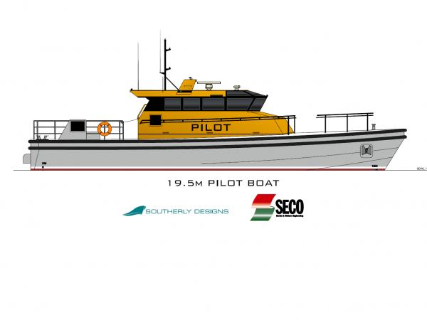 19.50m Pilot Boat